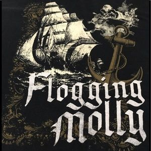 Other - Men's Flogging Molly Band T-Shirt - XL